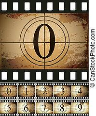 grunge, film, conto alla rovescia