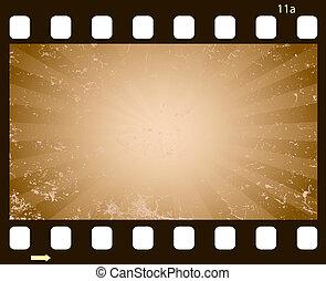 grunge, film