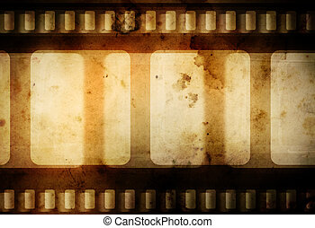 film - grunge filmmade from my images, great for your art ...