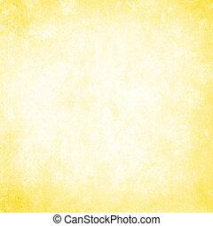 grunge, fondo amarillo