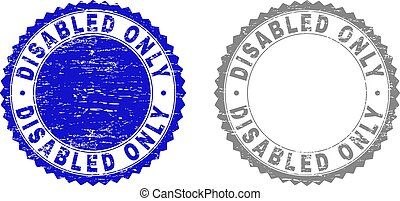 grunge, francobollo, sigilli, invalido, soltanto, textured