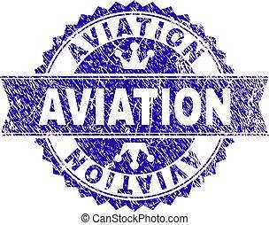 grunge, francobollo, textured, sigillo, aviazione, nastro