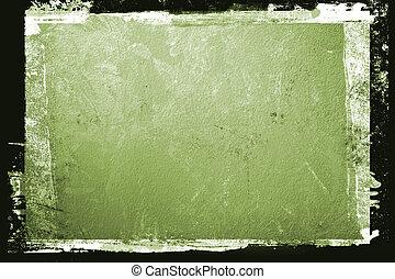 grunge, fundo, textured