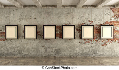 grunge, galleria arte