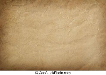 grunge, gebräuche, papier, mehrfach, hintergrund