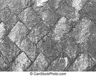 Grunge granite stone wall texture and background