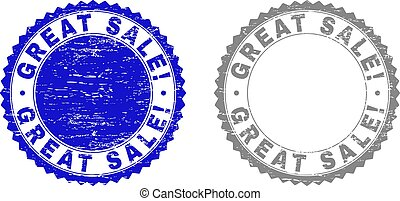 Grunge GREAT SALE! Textured Stamp Seals