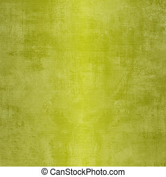 Grunge green steel background with stains