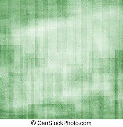 Grunge green texture background