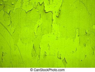 grunge, groene achtergrond