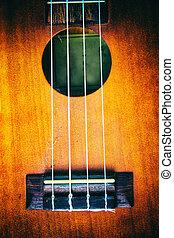 Grunge guitar background