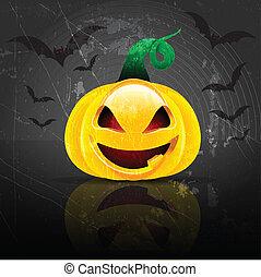 grunge, halloween, fondo