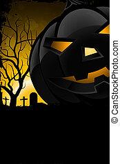 Grunge,  Halloween, Plano de fondo, fiesta