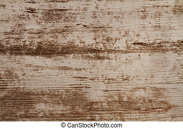grunge, houten, achtergrond., hout, plank, bureau, tafel, textuur