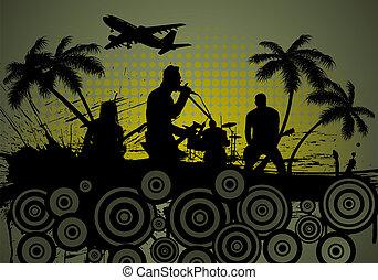 grunge, hudba, srtyle