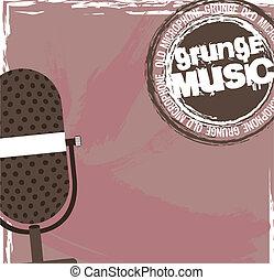 grunge, hudba