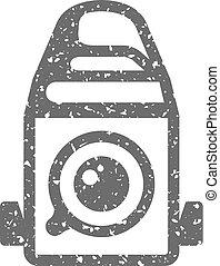 Grunge icon - Camera