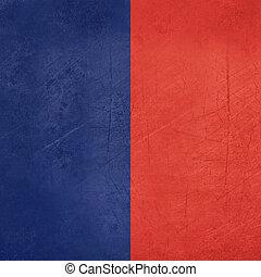 Paris city flag