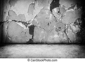 Grunge Interior