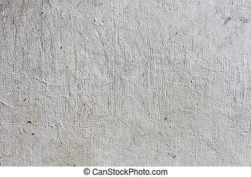grunge, křaplavý, betonový hradba