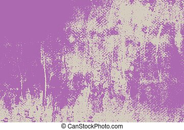 Grunge Lilac Background