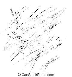 grunge lines effect texture, vector