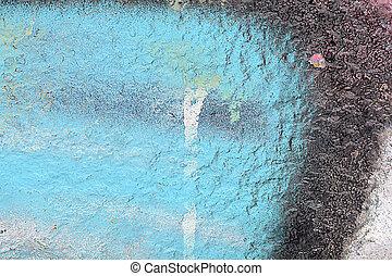 grunge, målad, årgång, struktur, smutsa ner, bakgrund, retro