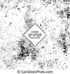 Grunge mask overlay