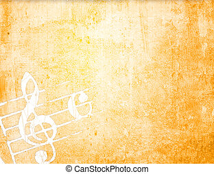 grunge, melodía