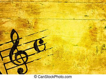 grunge, melodia