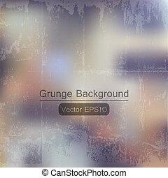 Grunge multicolored background blur