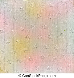 Grunge multicolored paper in scrapbooking style