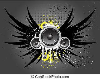 grunge, musique
