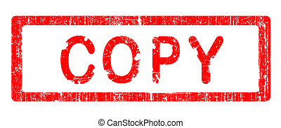Grunge Office Stamp - COPY