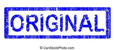 Grunge Office Stamp - ORIGINAL