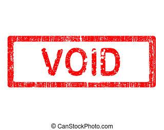 Grunge Office Stamp - VOID