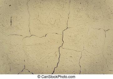 Grunge old brick wall