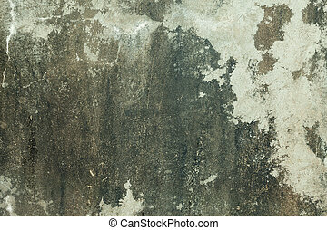 Grunge old dirty cement wall