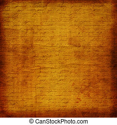 Grunge old paper design in scrapbooking style with...