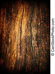 grunge, oud, hout, texture.