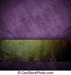 grunge, púrpura, vendimia, diseño, plano de fondo, negro