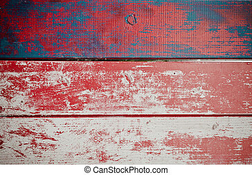 Grunge painted wooden texture background