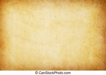 grunge paper background - grungy paper background for...