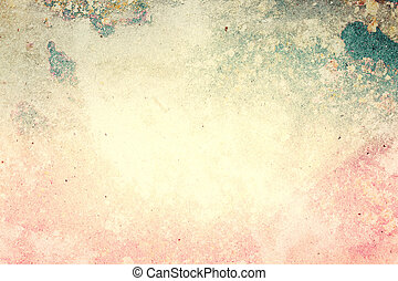 Grunge paper background or texture with space for text or ...