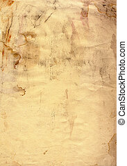 grunge paper - Old grunge paper with blobs in grunge style