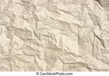 grunge paper - the crushed grunge paper background