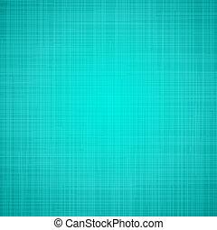 Grunge paper texture background - Designed grunge turquoise...