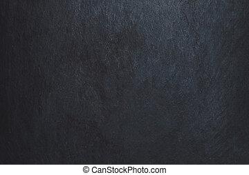 grunge, parete, macro., su, scuro, sfondo nero, textured, chiudere, riflettore