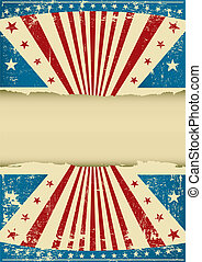 grunge patriotic background