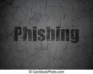 grunge , phishing, τοίχοs , ασφάλεια , φόντο , concept: